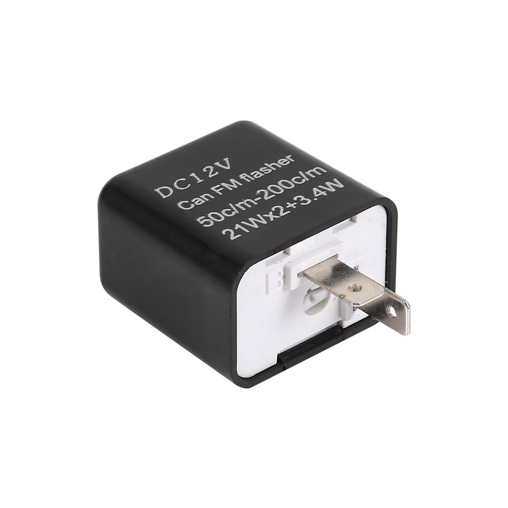 Use A 4 Pin Flasher Relay On A 2 Pin Kritne Adjustable Flasher Relay Universal Motorcycle Turn Signal Indicator 2 Pin Speed Of Use A 4 Pin Flasher Relay On A 2 Pin