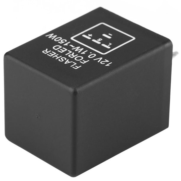 Use A 4 Pin Flasher Relay On A 2 Pin Otviap 4 Pin Ep29 Car Flasher Relay Decoder for Led Turn Signal Light 12v Car Flasher Relay Of Use A 4 Pin Flasher Relay On A 2 Pin