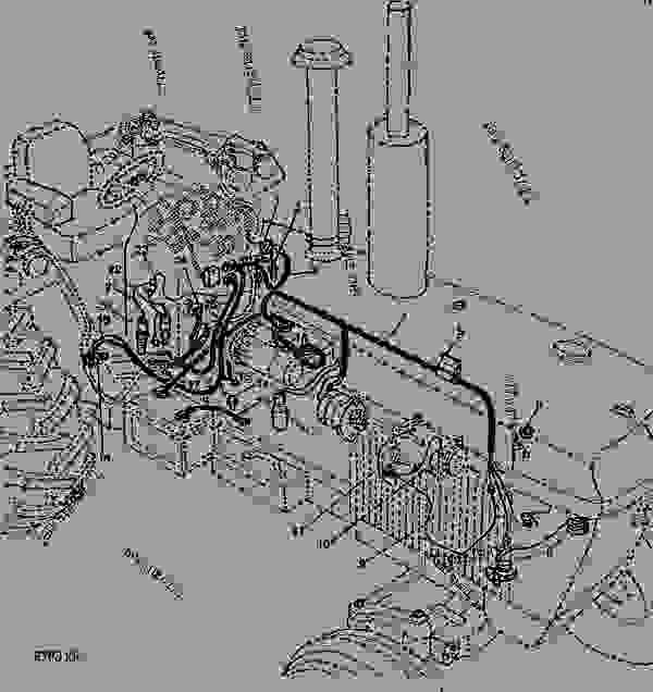 Wiring Diagram for 2 Cylindar John Deere John Deere 2 Cylinder Engine Diagram