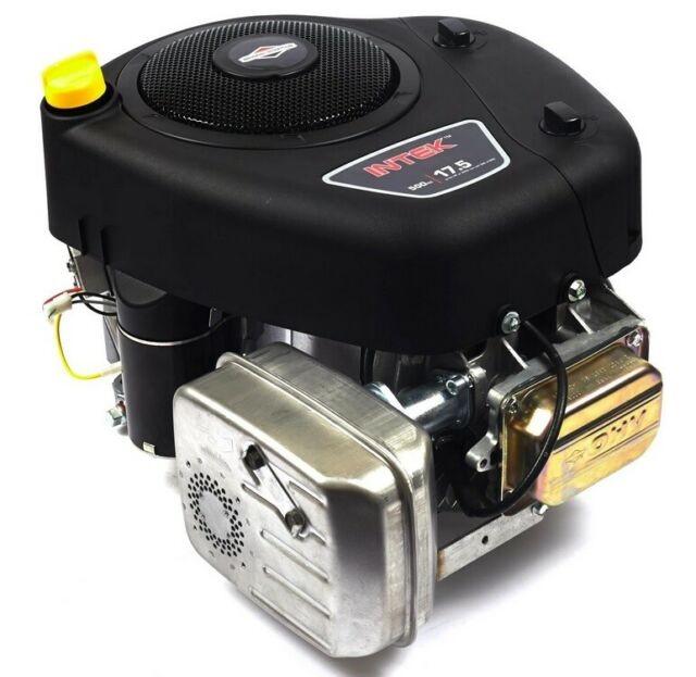 """17.5hp Briggs&stratton Engine Description Briggs & Stratton Intek 17 5hp Electric Start Engine 1"""" Crank 31r907 0007 G1 Of 17.5hp Briggs&stratton Engine Description"""