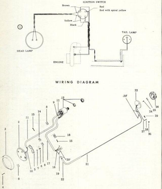 1965 Rotax 247 Wiring Diagram Rotax Wiring Diagram Plete Wiring Schemas