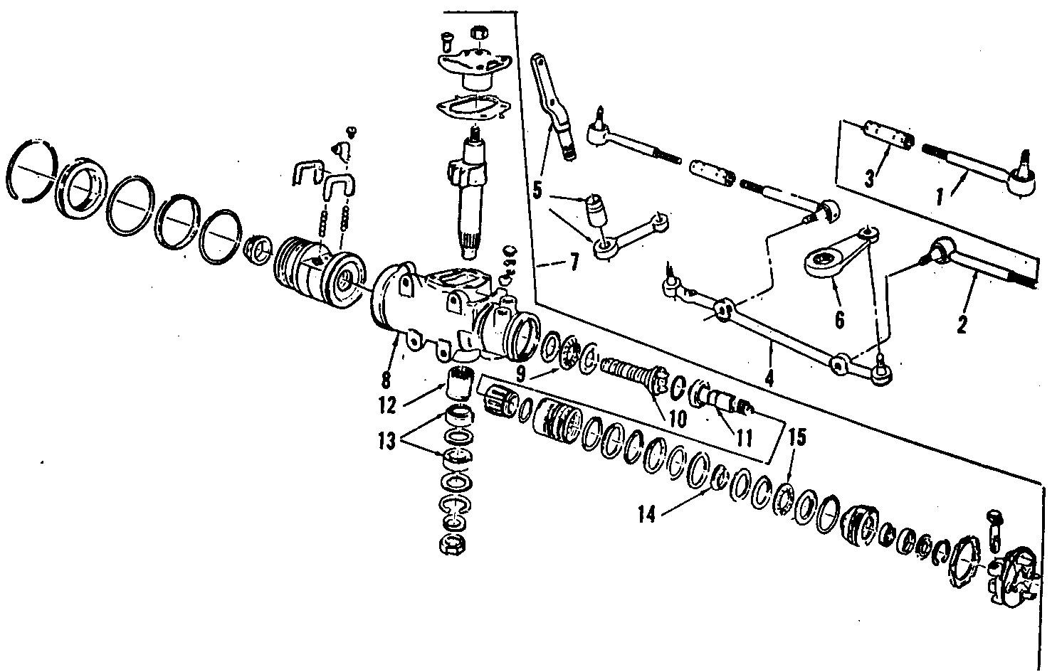 1986camaro Power Steering Pump Schematics 1986 Chevrolet K10 Power Steering Pump Seal Kit Steering Gear Seal Kit Valve Seal Kit