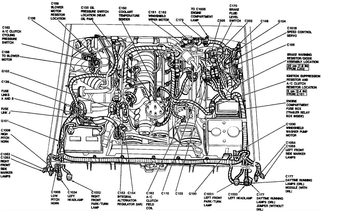 1990 F 150 Engine Wiring 1990 ford F150 5 0 Firing order Diagram Of 1990 F 150 Engine Wiring