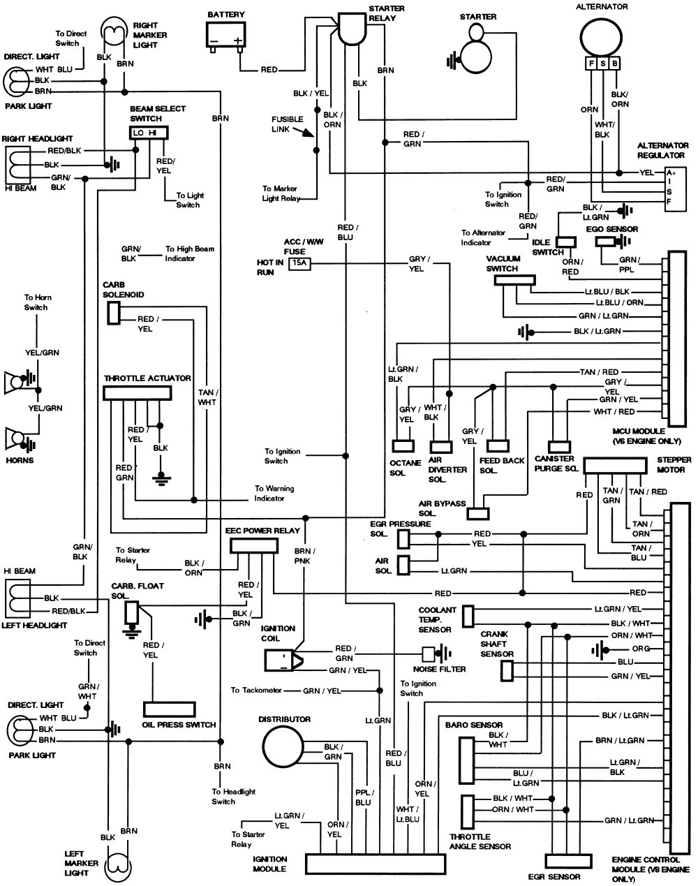 1990 F 150 Engine Wiring 1990 ford F150 Ignition Switch Wiring Diagram Of 1990 F 150 Engine Wiring