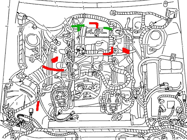 2003 ford F150 4.2 Engine Diagram 2003 ford F 150 5 4 Engine Diagram Of 2003 ford F150 4.2 Engine Diagram