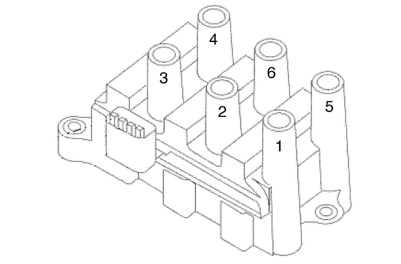2003 ford F150 4.2 Engine Diagram ford F150 Firing order Diagram Of 2003 ford F150 4.2 Engine Diagram