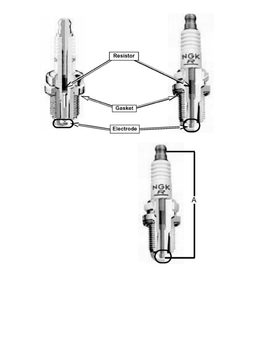 2004 Kia sorento 3.5 Plug Wire Routing Kia Workshop Manuals sorento V6 3 5l 2004 Maintenance Tune Up and Engine Performance Of 2004 Kia sorento 3.5 Plug Wire Routing