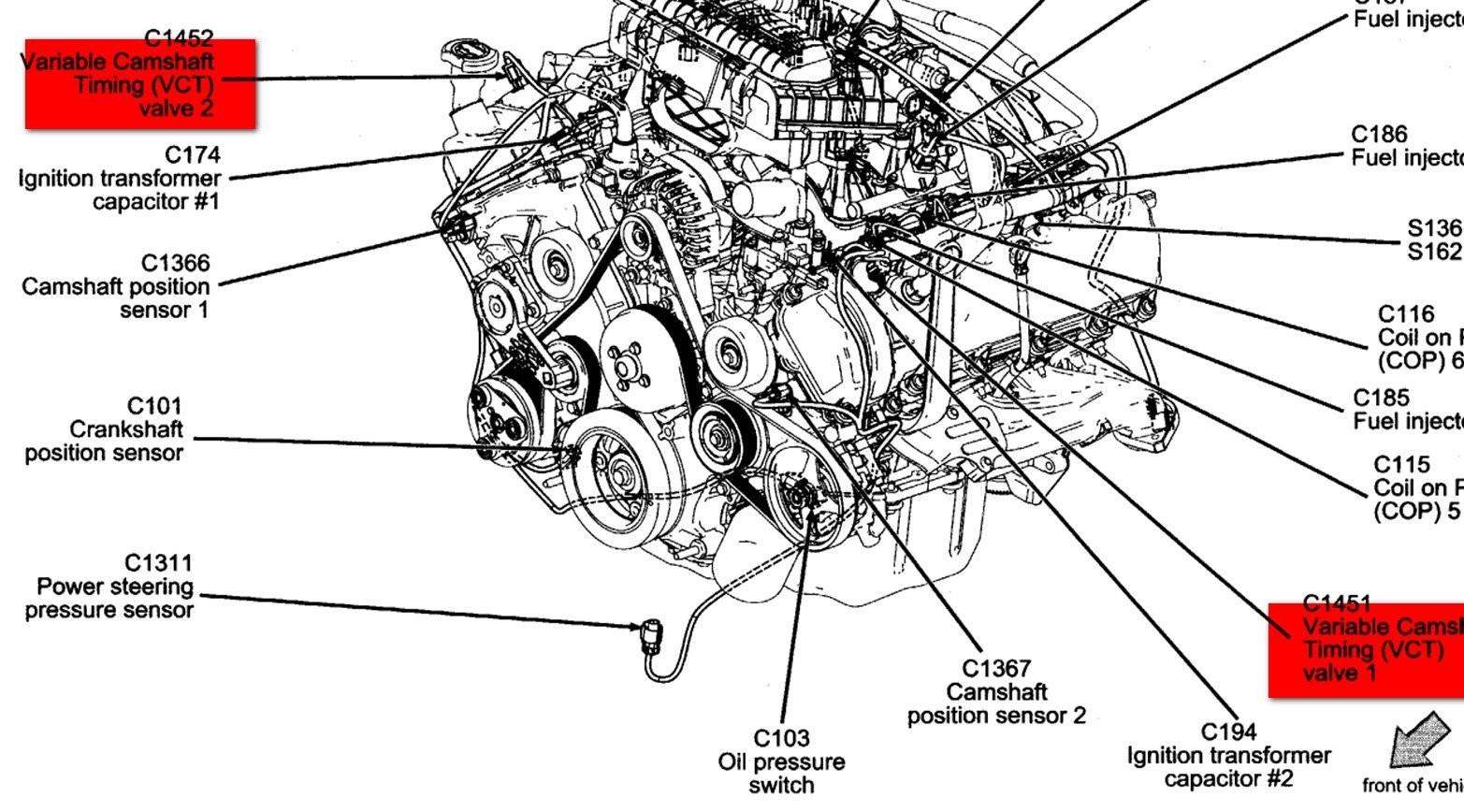 2005 ford 5.4 Engine Wiring Harness Diagram ford 5 4 Triton Engine Diagram Wire Diagram Here Of 2005 ford 5.4 Engine Wiring Harness Diagram