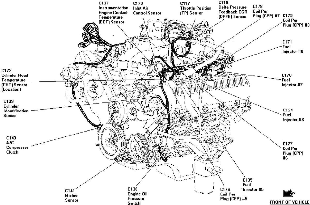 2010 4.6 F150 Wiring Diagram 2010 ford F150 4 6 Firing order Of 2010 4.6 F150 Wiring Diagram