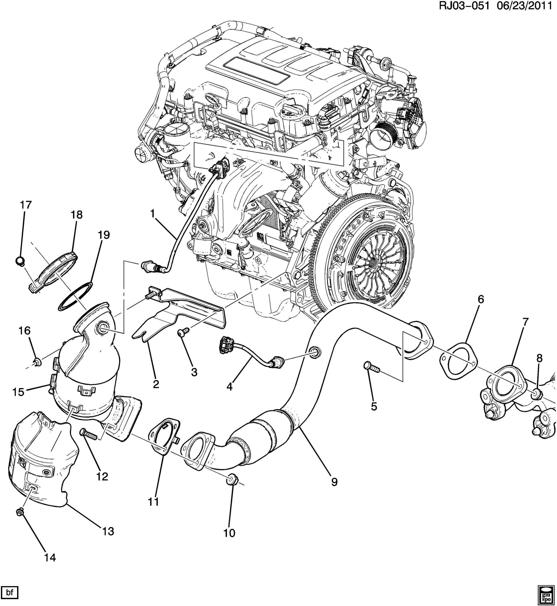 2012 Chevy Cruze 1.4 Motor Diagram 2012 Chevrolet Cruze 2ls Bolt Boltstudwasher Boltnutstudwasher Of 2012 Chevy Cruze 1.4 Motor Diagram
