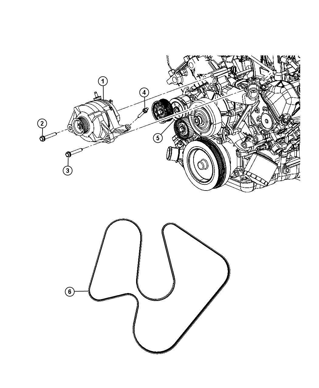 2016 Dodge Ram 1500 Generator Schematic Ram 1500 Generator Engine Remanufactured [160 and Alternator] R Al Of 2016 Dodge Ram 1500 Generator Schematic