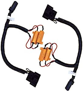 2018 ford Frame to Tail Light Wire Harness Wire Colors Amazon ford F 150 Tail Light Conversion Harness Incandescent to Led 2018 and 2019 F150 Of 2018 ford Frame to Tail Light Wire Harness Wire Colors