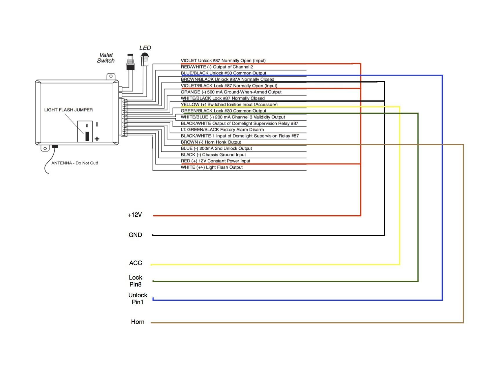 5706v Install Instructions Viper Alarm 5706v Wiring Diagram Wiring Diagram Of 5706v Install Instructions