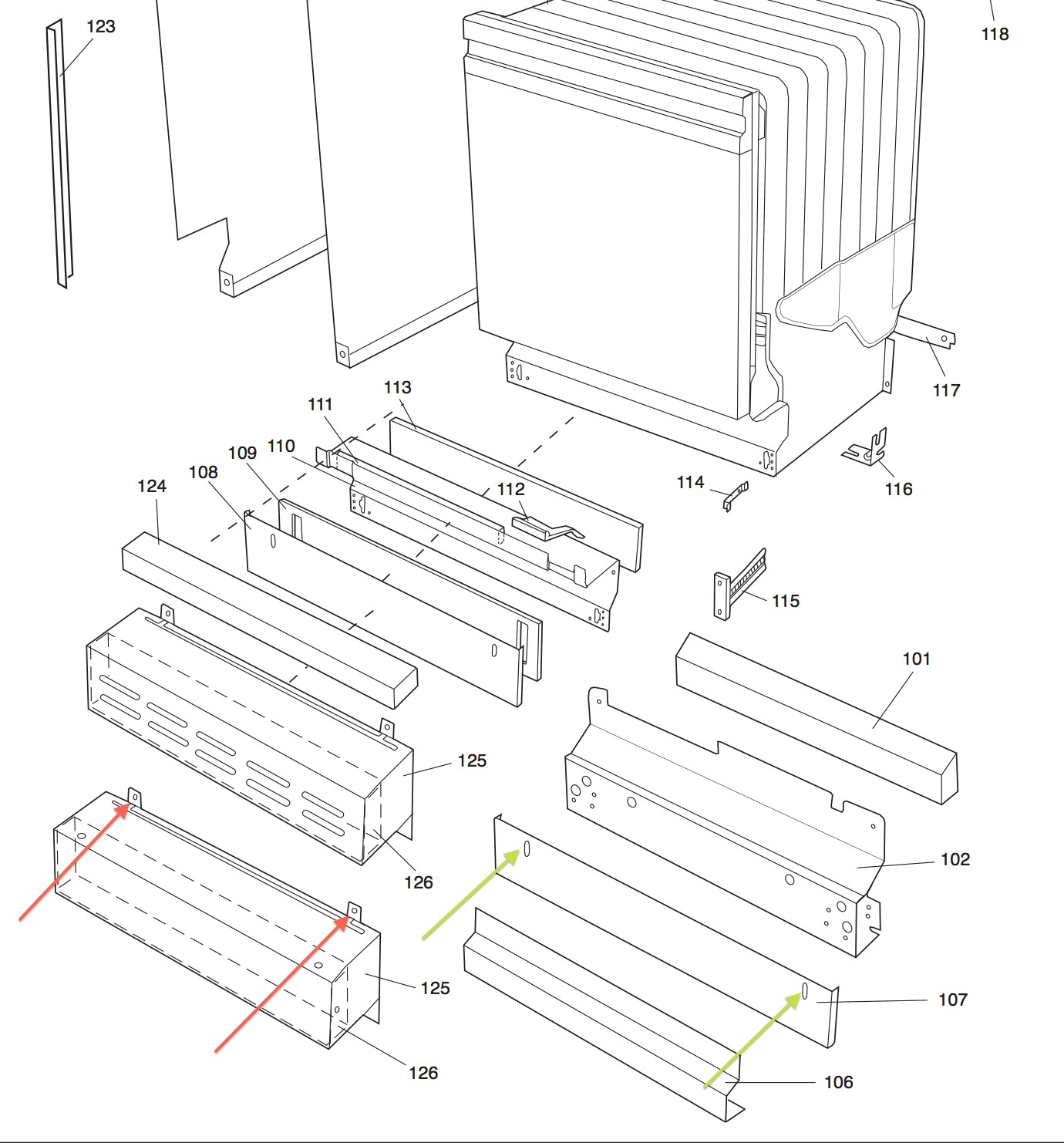 Asko Dishwasher Dbi675 Parts Diagram How Do We Access the Base Pan On or asko Dishwasher Model D5122xxls that is Only Five Years Old Of Asko Dishwasher Dbi675 Parts Diagram