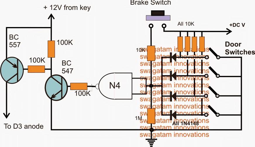 Car Window Closer Circuit How to Make A Car Power Window Controller Circuit Of Car Window Closer Circuit