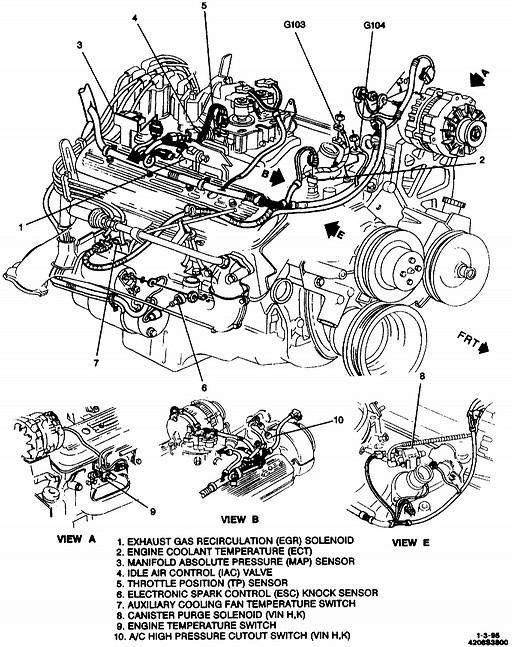 Chevy 350 Engine Diagram 15 Best Chevy 350 T B I Stuff Images On Pinterest Of Chevy 350 Engine Diagram
