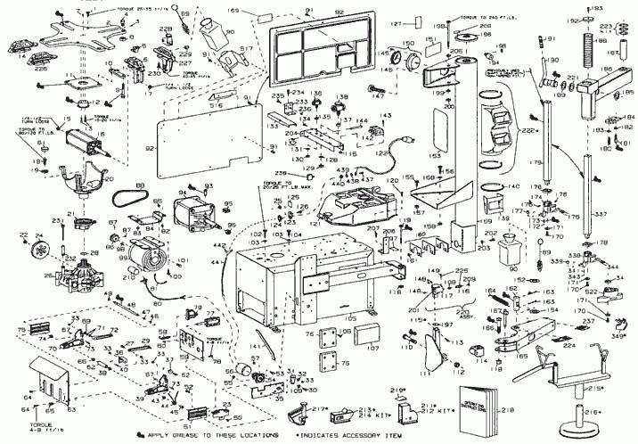 Coats 5060 Wireing Schematic Coats Tire Machine Parts Diagram Of Coats 5060 Wireing Schematic