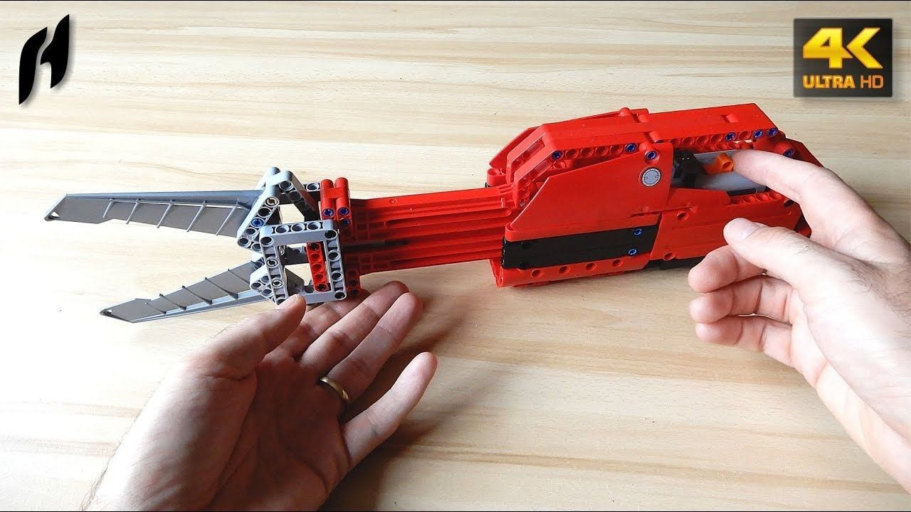 Construction Of the Jaws Of Life How to Build A Lego Technic Jaws Of Life Moc 4k Of Construction Of the Jaws Of Life