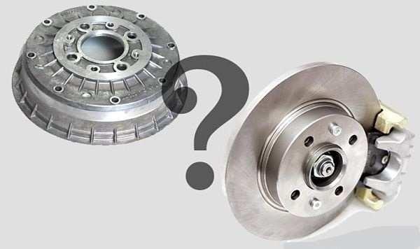 оси смб барабанные тормоза Дисковые тормоза или барабанные что лучше и какие отличия Of оси смб барабанные тормоза
