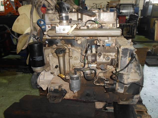 схема трубок маслоподачи Ej 2.0 ТНВД Двигатель Jcb Форум