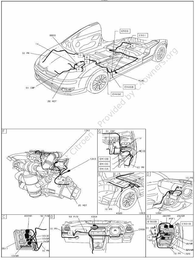Ds4 Wiring Diagram forums Technical Questions Location Of Additive Ecu C4 Ds4 Owners Of Ds4 Wiring Diagram
