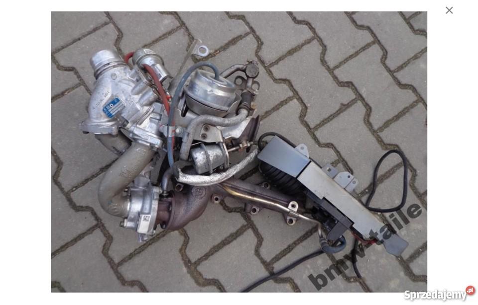 Engine Biturbo N47 Turbiny Biturbo Bmw N47 123d N47 Turek Sprzedajemy Of Engine Biturbo N47