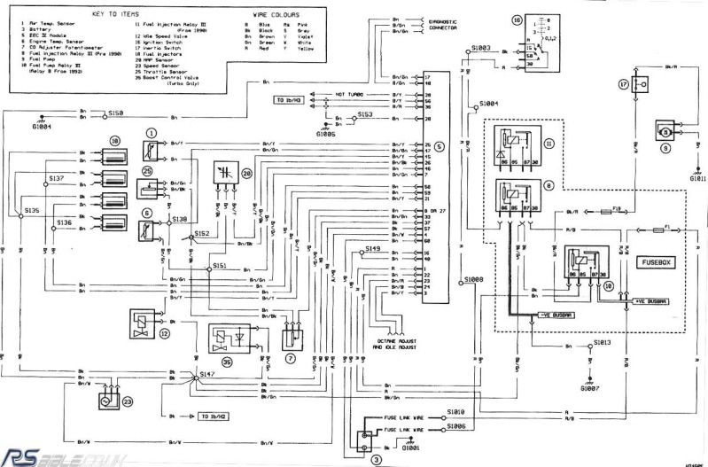 Ford Escort Ecu Piouts and Ignition Lay Out Ofab Ecu Passionford ford Focus Escort & Rs forum Discussion Of Ford Escort Ecu Piouts and Ignition Lay Out