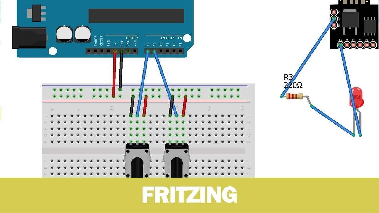 Fritzing готовые схемы Учимся рисовать схемы во Fritzing Of Fritzing готовые схемы