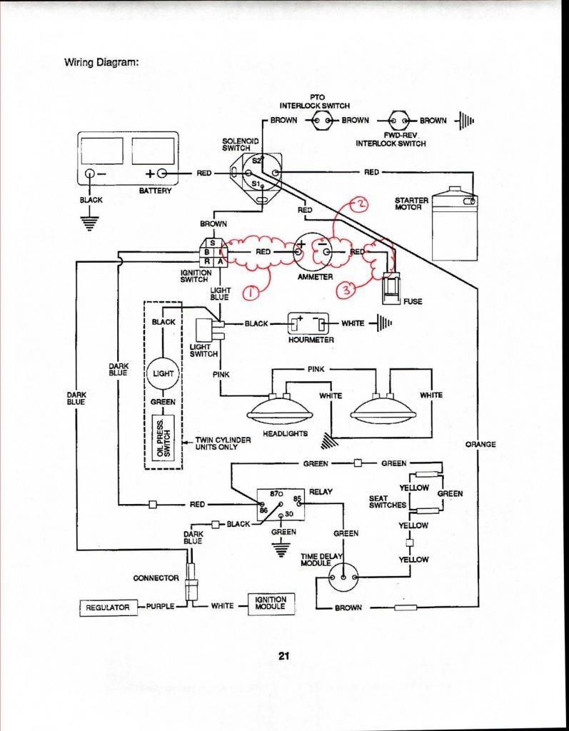 Gravely Zt2350 Wiring Diagram Gravely Zt 1740 Wiring Diagram