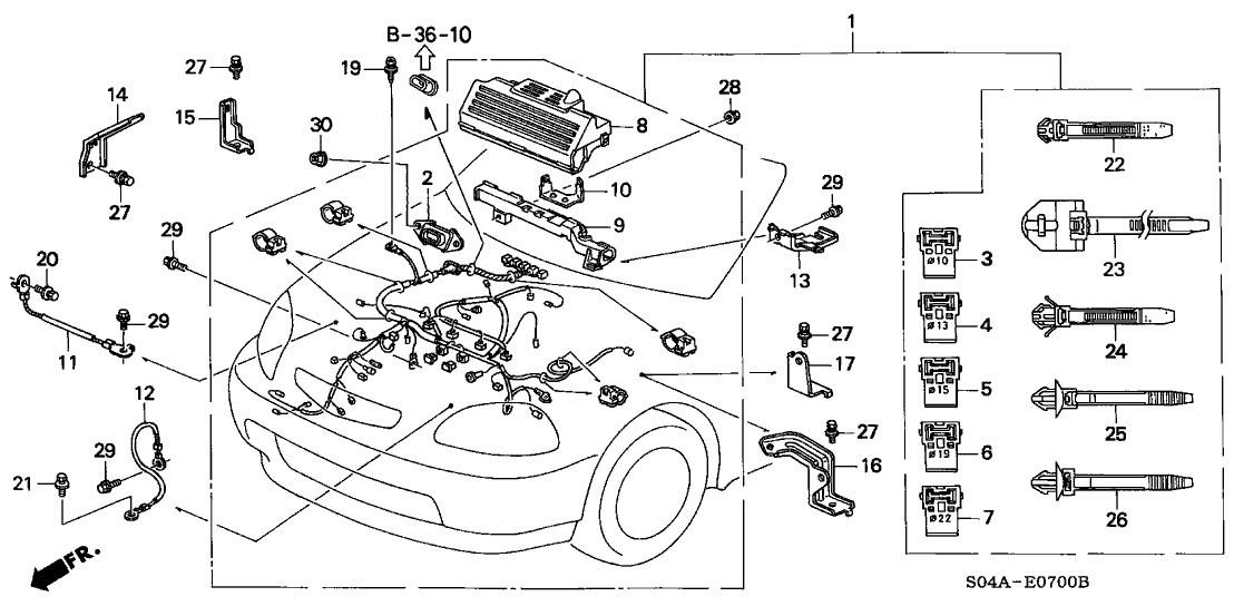 Honda Civic Engine Wiring Diagram 2002 Honda Civic Lx Engine Diagram Honda Civic Of Honda Civic Engine Wiring Diagram