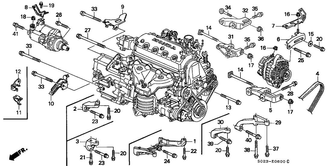 Honda Civic Engine Wiring Diagram Diagram Honda Civic Engine Honda Wiring Diagram for Cars with 1997 Honda Civic Parts Of Honda Civic Engine Wiring Diagram