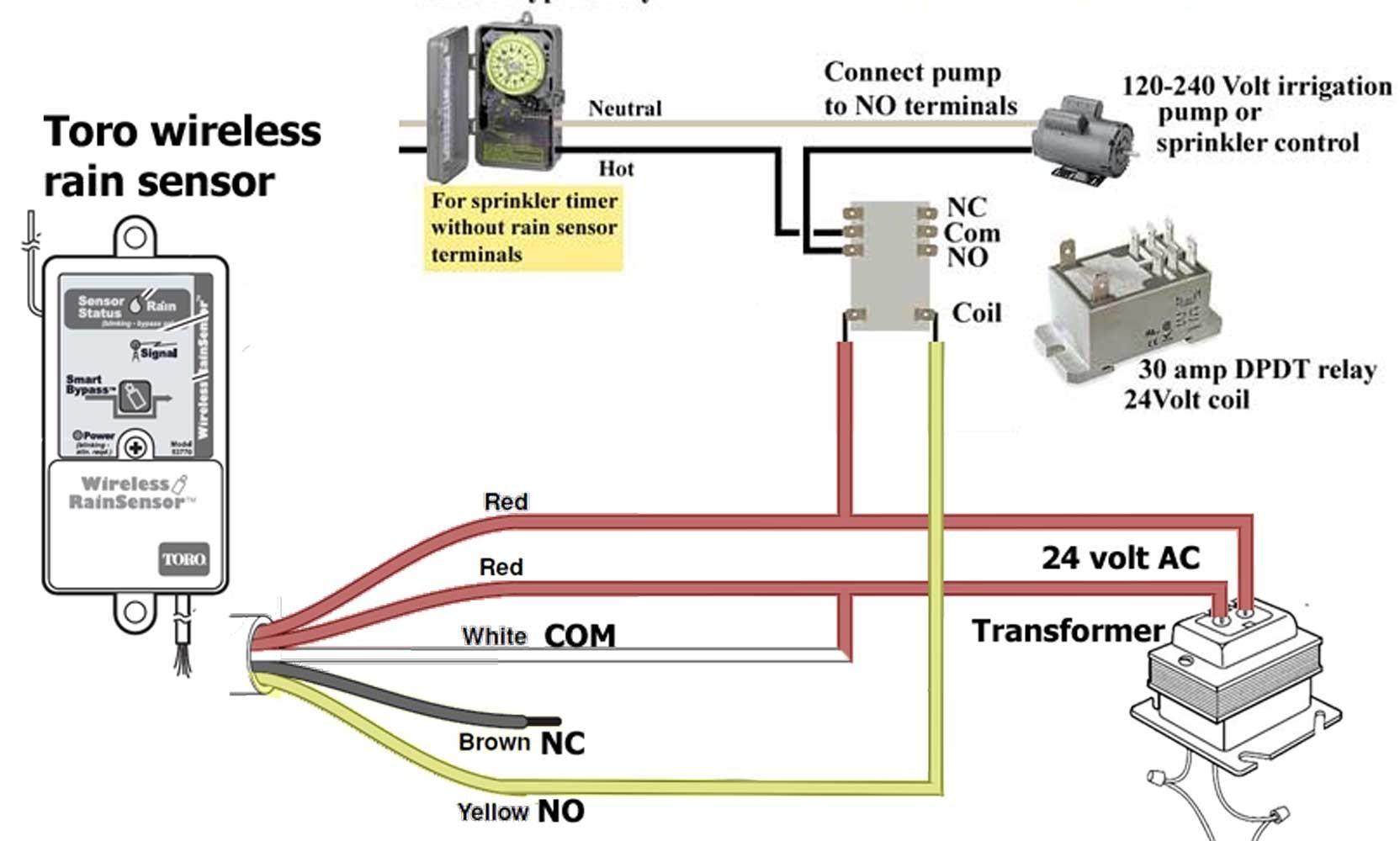 How to Install An orbit Pump Start Relay orbit Pump Start Relay Wiring Diagram Awesome Of How to Install An orbit Pump Start Relay