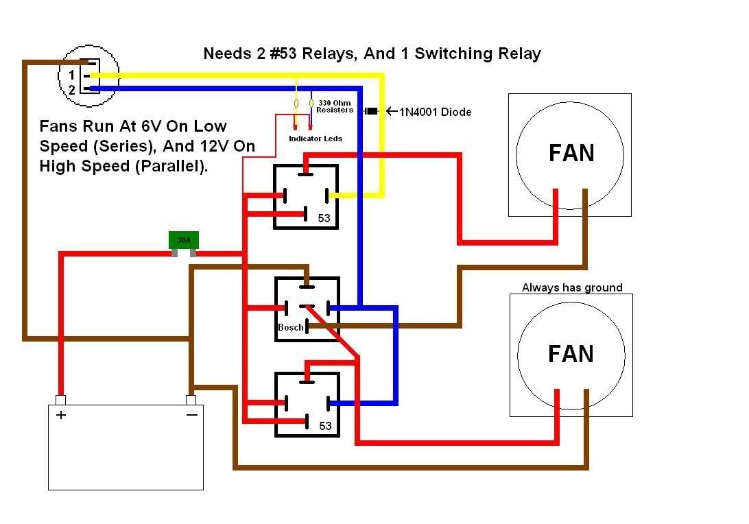 How to Wire A 2 Speed Fan 2 Speed Fan Switch Wiring Of How to Wire A 2 Speed Fan