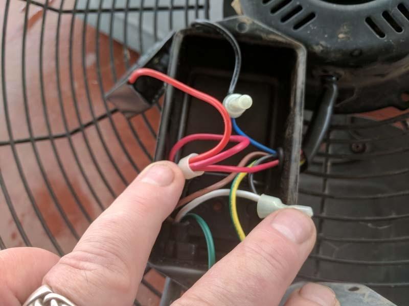 How to Wire A 2 Speed Fan 2 Speed Fan Wiring Doityourself Munity forums Of How to Wire A 2 Speed Fan