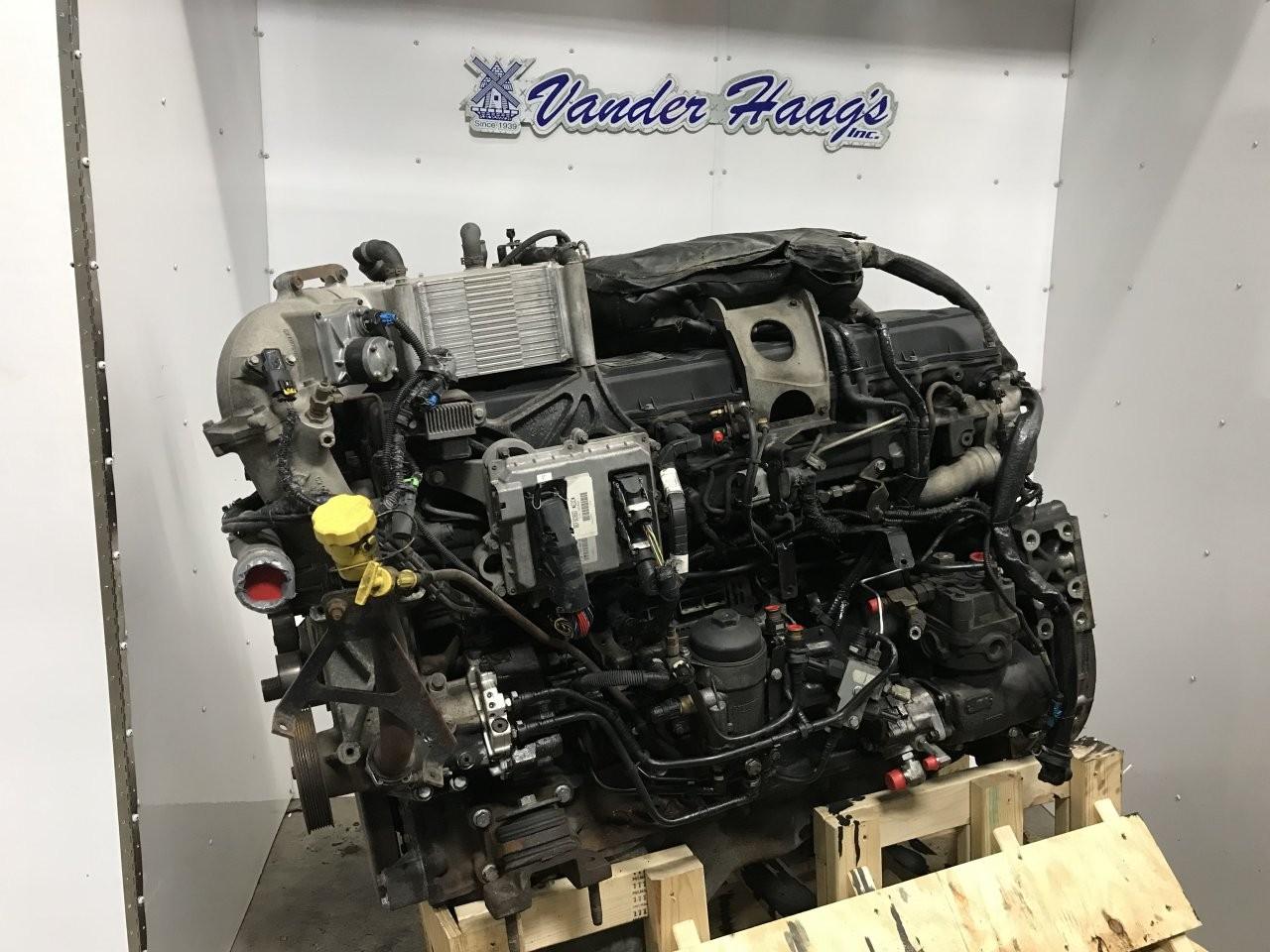 International Engine Breakdown Maxforce 13 International Maxxforce 13 Engine assembly Of International Engine Breakdown Maxforce 13