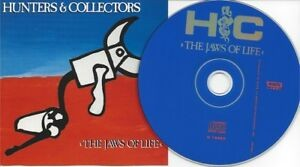 Jaws Of Life Labels the Jaws Of Life by Hunters & Collectors Cd White Label Records 1991 Australia Of Jaws Of Life Labels