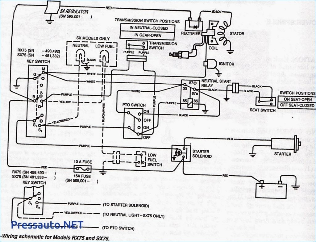 John Deere D140 Electrical Schematic Basic Lawn Tractor Wiring Diagram Wiring Diagram Schema Of John Deere D140 Electrical Schematic