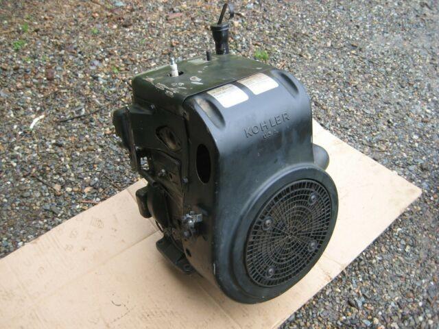 K301aqs John Deere 210 212 214 Kohler 12hp K301 Aqs Engine Runs Great Of K301aqs