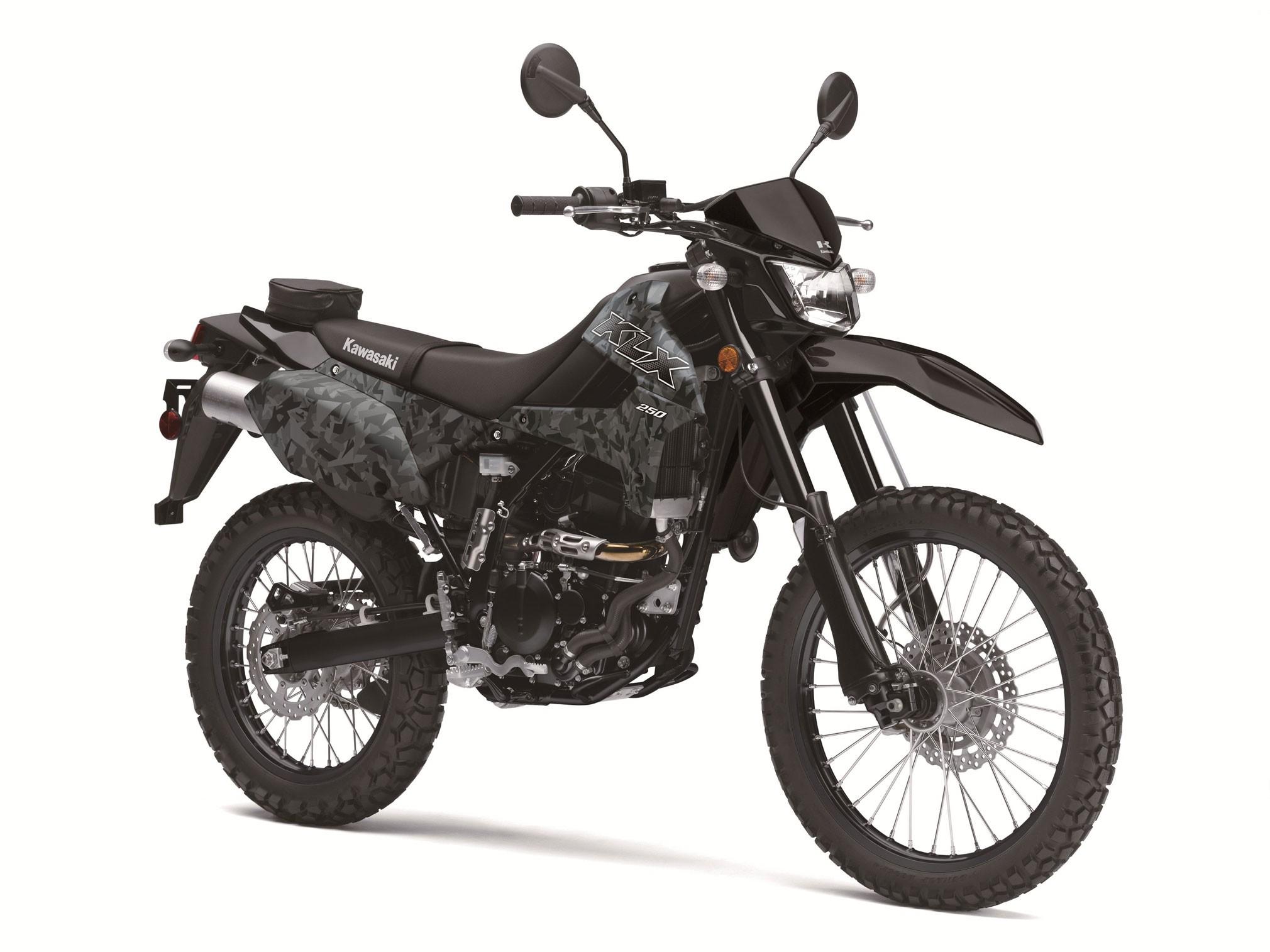 Kawasaki Klx 250 электрическая схема 2020 Kawasaki Klx250 Camo Guide • total Motorcycle Of Kawasaki Klx 250 электрическая схема