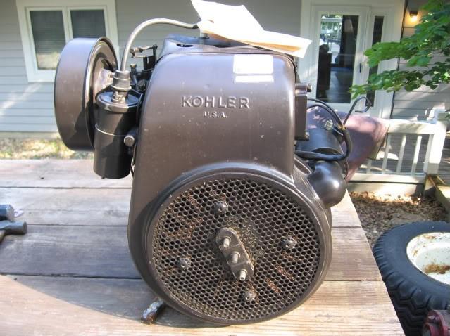 Kolherenginemodelk301s I Have A Wheelhorse Tractor with A Kohler Model K 301 S 12hp Engine It Sat Idle for A Few Of Kolherenginemodelk301s