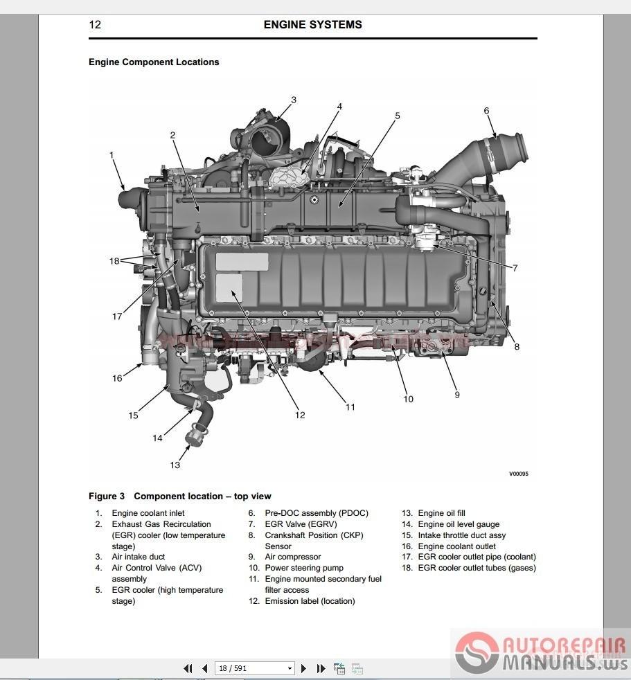 Maxxforce Engine Sensors Location Maxxforce 11 13 and 15 Manuals Of Maxxforce Engine Sensors Location