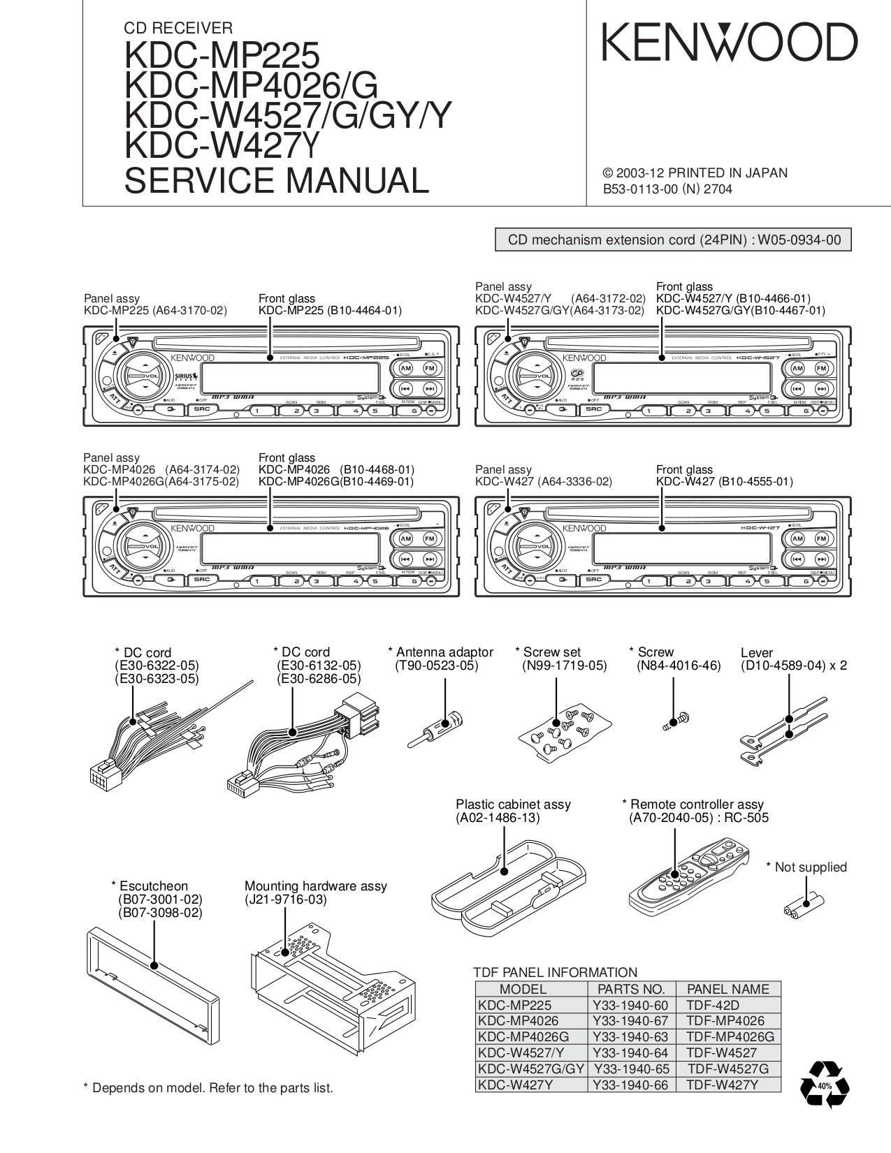 Me Wood Kdc-108 Cd Receiver Wiring Diagram Kenwood Kdc 108 Wiring Harness Of Me Wood Kdc-108 Cd Receiver Wiring Diagram