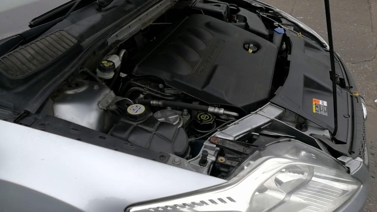 Mondeo Mk4 Engine Breakedown Pics Mondeo Mk4 2 0 Tdci Engine Movement Of Mondeo Mk4 Engine Breakedown Pics