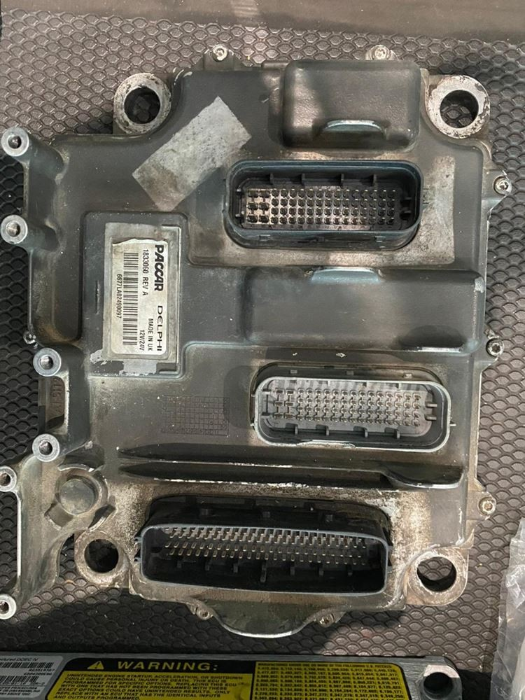 Mx 13 Ecm Pin Out Paccar Mx 13 Stock E1779 Ecms Of Mx 13 Ecm Pin Out