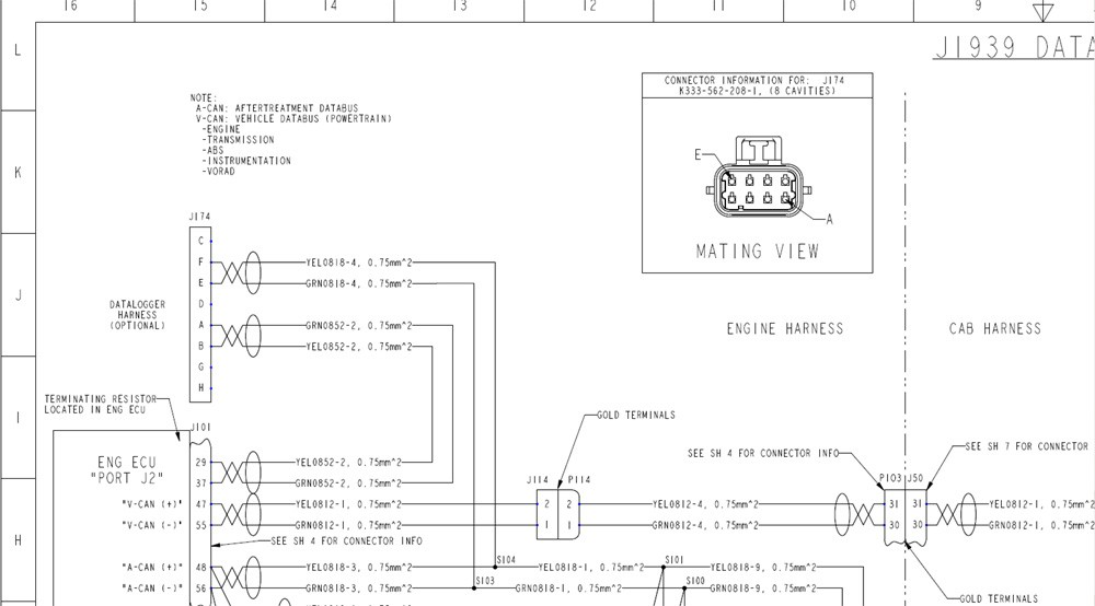Paccar Mx13 Wiring Schematic Paccar Mx Wiring Diagram Wiring Diagram