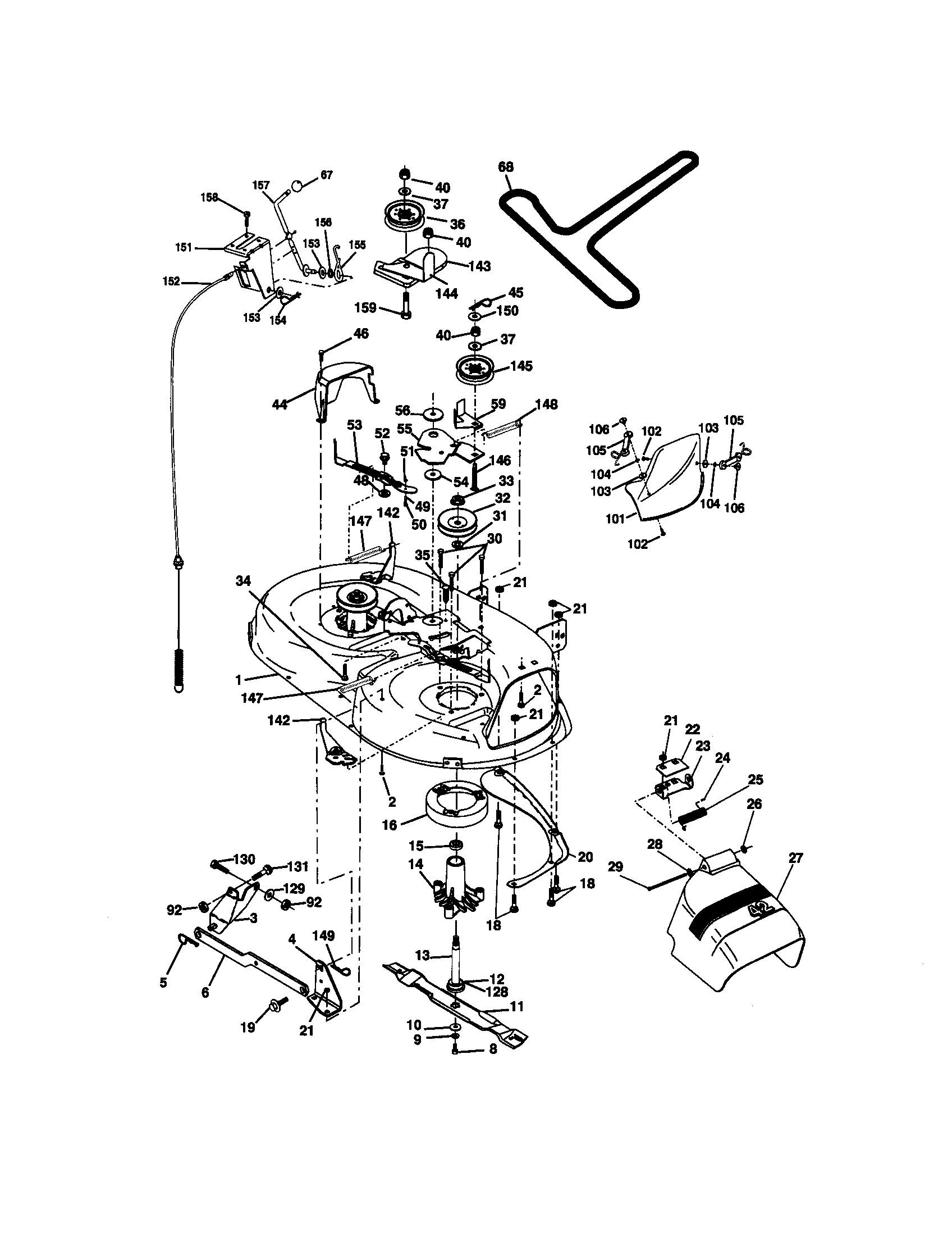 Parts Diagram Craftsman 17.5 Hp Lawn Mower 27 Craftsman Dls 3500 Parts Diagram Wiring Diagram List Of Parts Diagram Craftsman 17.5 Hp Lawn Mower