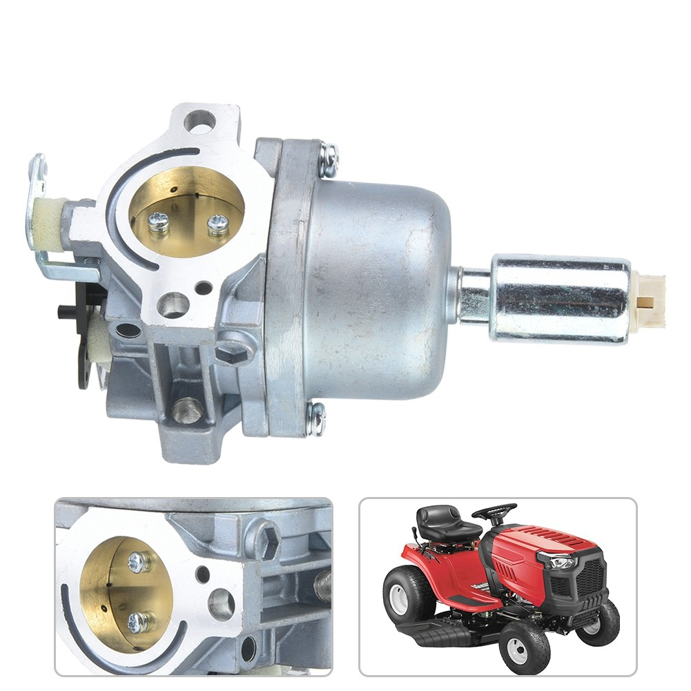 Parts for 17.5 Briggs Stratton Engine Faginey Carburetor Fits for Troy Bilt Pony Riding Mower with Briggs & Stratton 17 5 I C Ohv Of Parts for 17.5 Briggs Stratton Engine