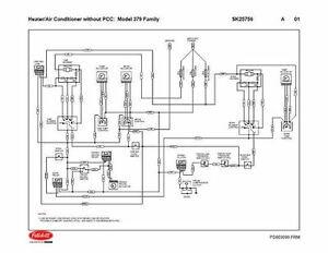 Peterbilt Air Schematics Peterbilt 379 Family Hvac Wiring Diagrams with & without Pcc 04 2004 & Down Of Peterbilt Air Schematics
