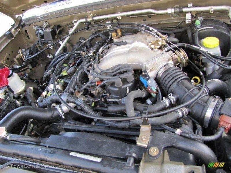 Pictures Of Back Of 2000 Xterra Engine 2000 Nissan Xterra V6 Engine