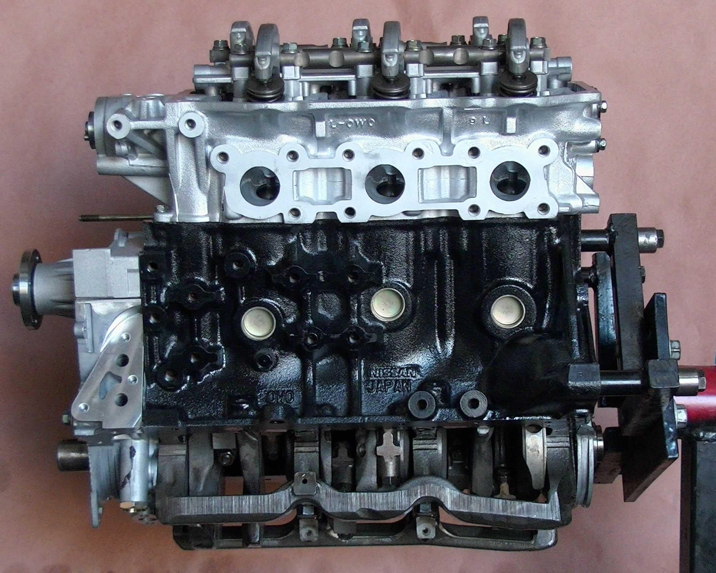 Pictures Of Back Of 2000 Xterra Engine Rebuilt 2000 Nissan Xterra 3 3l Vg33e Longblock Engine Kar King Auto Of Pictures Of Back Of 2000 Xterra Engine